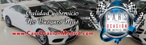 BMW ocasion Madrid