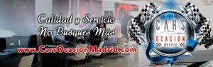 Vehiculos segunda mano Madrid