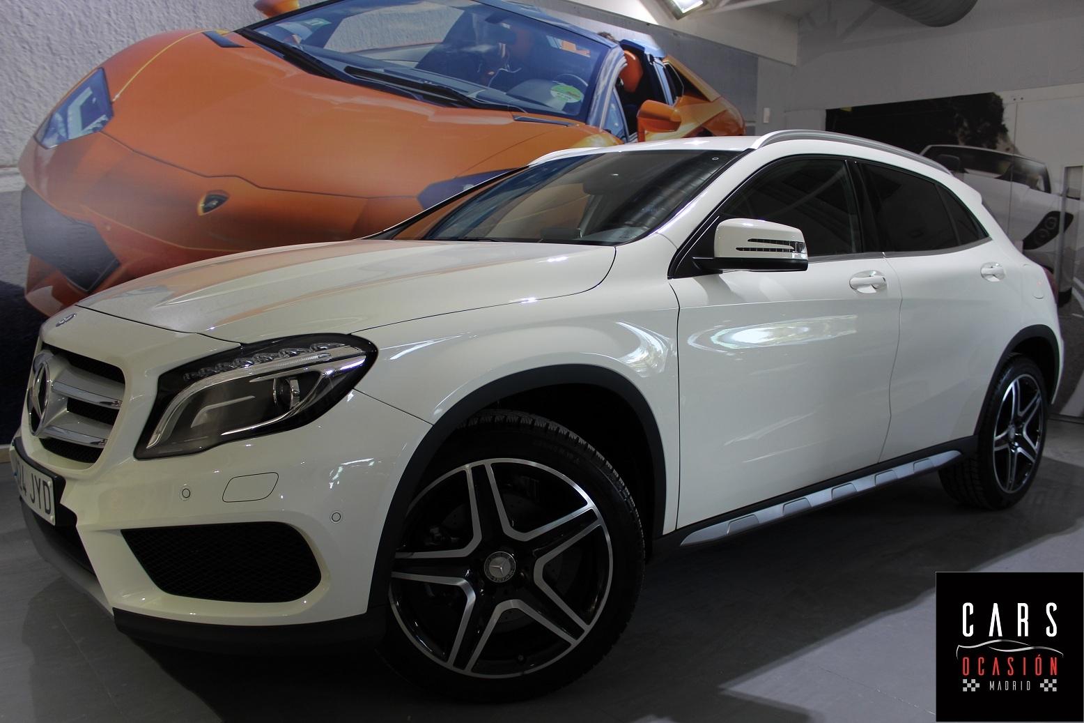 Comprar un Mercedes de segunda mano en Madrid