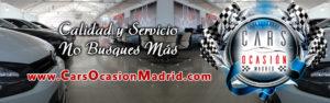 Coche segunda mano barato Madrid