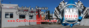 Coches ocasion madrid